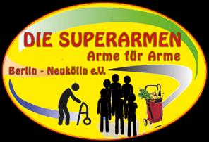 Logo Die Superarmen